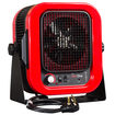 Cadet - Cadet RCP502S The Hot One 5000W 240V Garage Heater - Red