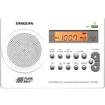 Sangean - Radio Tuner - 19 Presets - White