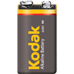 Kodak - General Purpose Battery - Alkaline -9V DC - General Purpose Battery...
