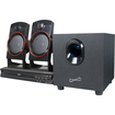 Supersonic - 2.1 Home Theater System - 11 W RMS - DVD Player