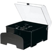 Cuisinart - Elite Collection Accessory Storage Case for 12+AC0-Cup Food Processors