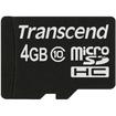 Transcend - 4GB microSD High Capacity (microSDHC) Card