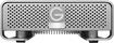 G-Technology - G-DRIVE 4TB External FireWire 800/400 and USB 3.0/2.0 Hard Drive - Silver