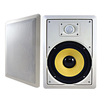 "Acoustic Audio - Acoustic Audio HD800 In Wall 8"" Speaker Pair 2 Way Home 700 Watts New HD800-Pr - White"