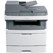 Lexmark - X360 Laser Multifunction Printer - Monochrome - Plain Paper Print - Desktop