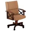 Coaster - Marietta Upholstered Arm Game Chair - Multi