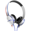 SOL REPUBLIC - Tracks Anthem HD On-Ear Headphones - Blue, Metallic Red, Pearl White - Blue, Metallic Red, Pearl White