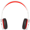 WeSC - RZA Street Headphones - Red, White - Red, White