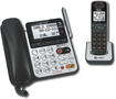 AT&T - DECT 6.0 Expandable Corded Phone System with Call-Waiting/Caller ID