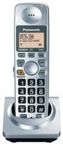 Panasonic - KX-TGA101S DECT 6.0 Expansion Handset - Silver