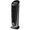 Lasko - 751320 Ceramic Tower Heater with Remote Control - Black
