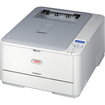 Oki - LED Printer - Color - 1200 x 600 dpi Print - Plain Paper Print - Desktop
