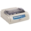 Oki - MICROLINE Dot Matrix Printer Parallel/USB/Ethernet 120V - White