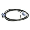 Startech - 6 ft High Res Monitor VGA Cable with Audio