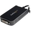 Startech - USB to DVI External Video Card Multi Monitor Adapter 1920x1200
