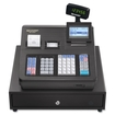 Sharp - Cash Register - Black