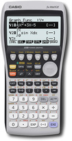 Casio - Backlit Graphing Calculator