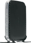 NETGEAR - 150 Wireless-N Router with 4-Port Ethernet Switch