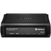 TRENDnet - Consumer Tw100-S4W1Ca 4Port Dsl/Cable Router Firewall - Black