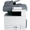 Lexmark - LED Multifunction Printer - Color - Plain Paper Print - Desktop - White