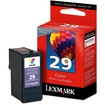 Lexmark - Ink Cartridge Return Program #29 Color X2550 Z1300 Z1320 Z845 - Cyan