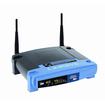 Linksys - IEEE 802.11b/g Wireless-G WRT54GL 2.4 GHz Broadband Router