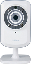 D-Link - Indoor Wireless, Cable Network Camera