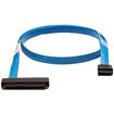 HP - 2m Extension mini-SAS To 4X1 mini-SAS Cable