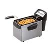 Presto - Digital ProFry Deep Fryer - Stainless-Steel/Black