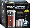 ZeroWater - Replacement Filters (4-Pack) - White