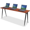 Balt - iFlex Training Table - Rectangle Table Top - 300 lb Load Capacity - Cherry