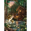 MasterPieces Puzzle - 1000 Piece Value Puzzle - Gone Fishing by Dona Gelsinger