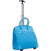 Travelers Club - Accessory Travel/Luggage Case (Rolling Tote) for Notebook - Blue