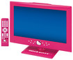 "Hello Kitty - 16"" Class (15-5/8"" Diag.) - LED - 1080p - 60Hz - HDTV"