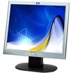"""HP - Refurbished - 1702 17"""" LCD Flat Panel Computer Monitor Display - Black, Silver"""