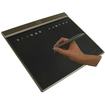 Adesso - Cybertablet Z12A Ultra Slim Graphics Tablet - Black - Black