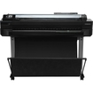 "HP - Designjet Inkjet Large Format Printer - 24"" - Color - Multi"