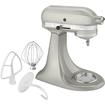 KitchenAid - Artisan Stand Mixer - Sugar Pearl Silver