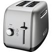 KitchenAid - 2-Slice Wide-Slot Toaster - Contour Silver