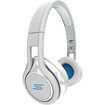 SMS Audio - On-Ear Wired Headphone - White - White