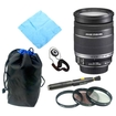Canon - Bundle 18-200MM F/3.5-5.6 IS EF-S EOS DSLRs Zoom Lens (white box)