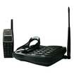 EnGenius - DECT FreeStyl 1 Cordless Phone - Black