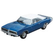 Revell - 1969 Dodge Charger 1/25 Plastic Glue and Paint Model Car Kit