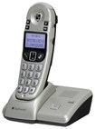 ClearSounds - Cls-Cs-A55 900MHz Expandable Cordless Phone System - Silver