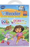 Vtech - V.Reader: Dora and The Three Little Pigs