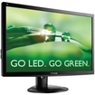 "ViewSonic - 27"" LCD Monitor - Black"