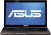"""Asus - K Series 15.6"""" Laptop - 4GB Memory - 500GB Hard Drive - Mocha"""