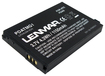 Lenmar - Lithium-Ion Battery for HTC Android G1, Dream and T-Mobile G1 Mobile Phones - Black
