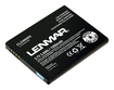 Lenmar - Lithium-Ion Battery for Select Samsung Galaxy S II Mobile Phones - Black
