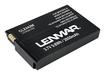 Lenmar - Lithium-Ion Battery for Motorola DROID X Mobile Phones - Black